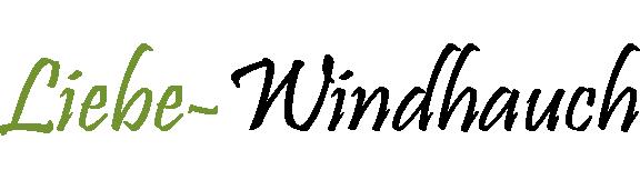 Liebe-Windhauch